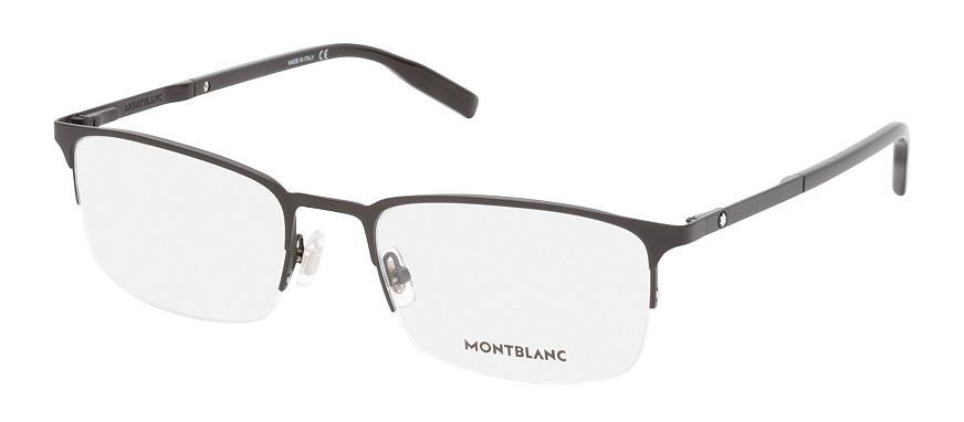Купить Оправа Mont Blanc MB 0117O 005, Оправы для очков