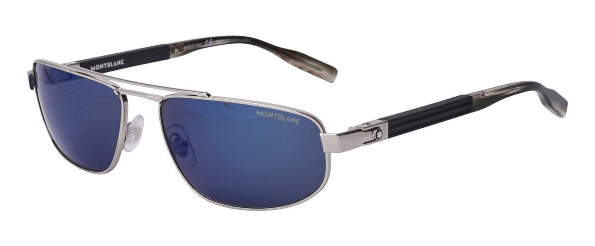 Солнцезащитные очки Mont Blanc MB 0033S 002  - купить со скидкой