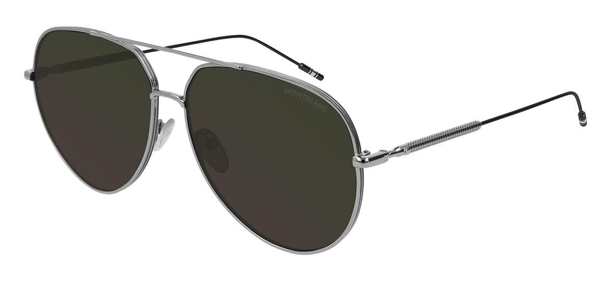 Купить Солнцезащитные очки Mont Blanc MB 0045S 003