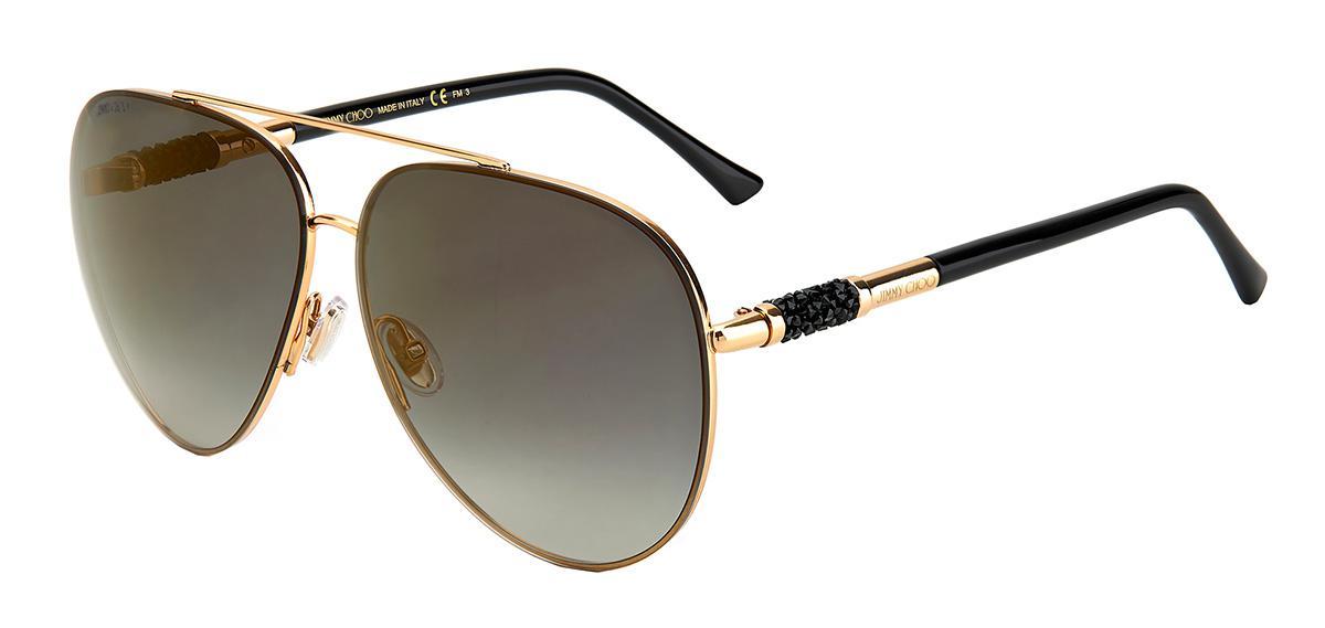 Купить Солнцезащитные очки Jimmy Choo GRAY/S RHL FQ