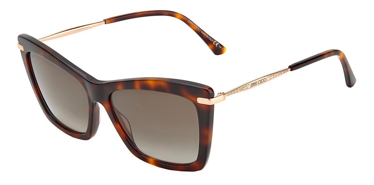 Купить Солнцезащитные очки Jimmy Choo SADY/S 086 HA
