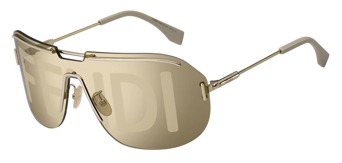 Купить Солнцезащитные очки Fendi FF M0098/S 84E 64