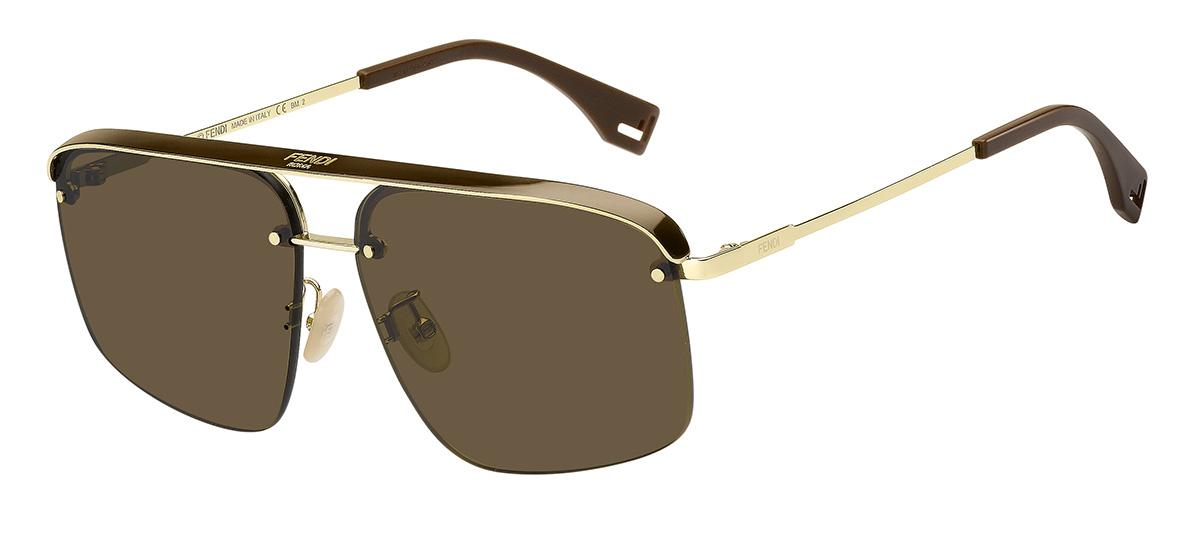 Купить Солнцезащитные очки Fendi FF M0094/G/S FG4 70