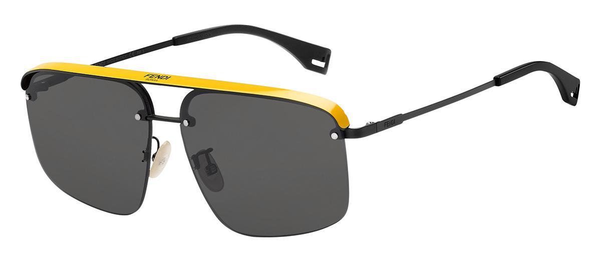 Купить Солнцезащитные очки Fendi FF M0094/G/S 807 IR