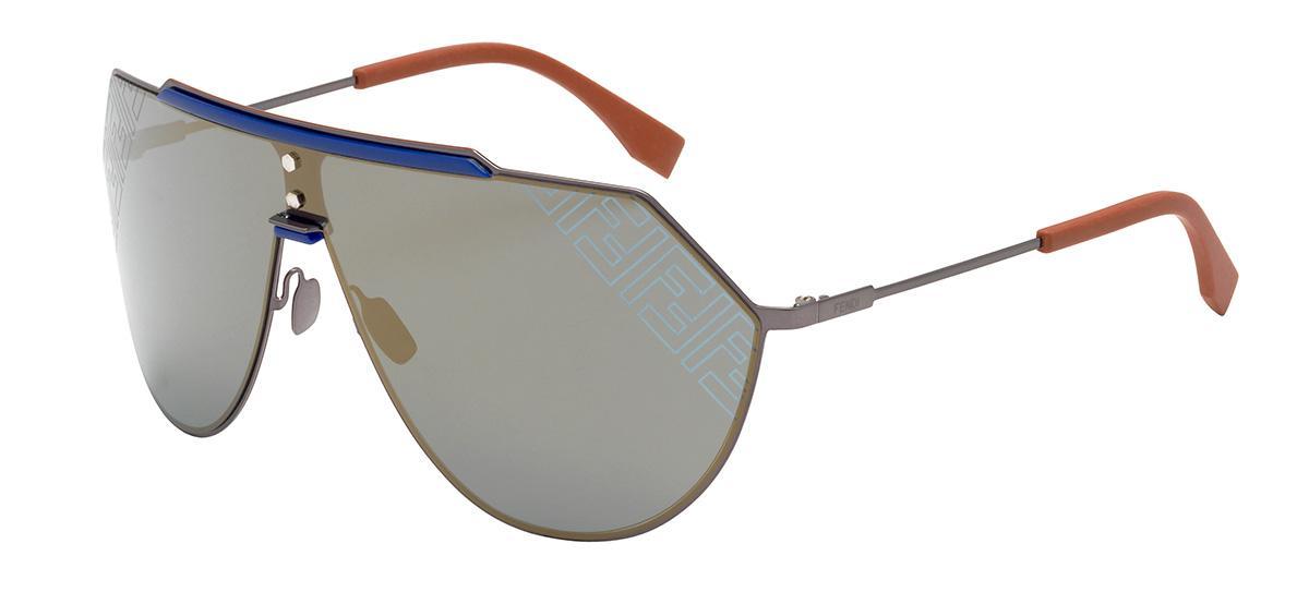 Купить Солнцезащитные очки Fendi FF M0075/S KJ1 JO