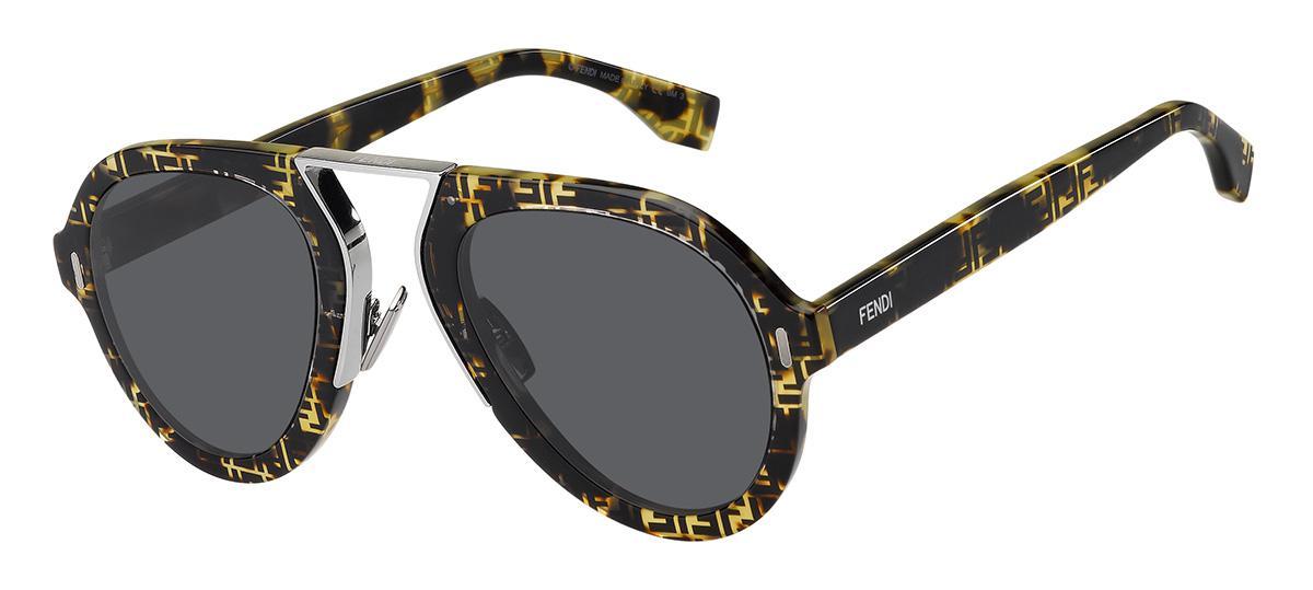 Купить Солнцезащитные очки Fendi FF M0104/S 2VM IR