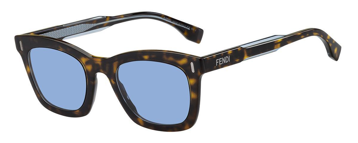 Купить Солнцезащитные очки Fendi FF M0101/S IPR KU
