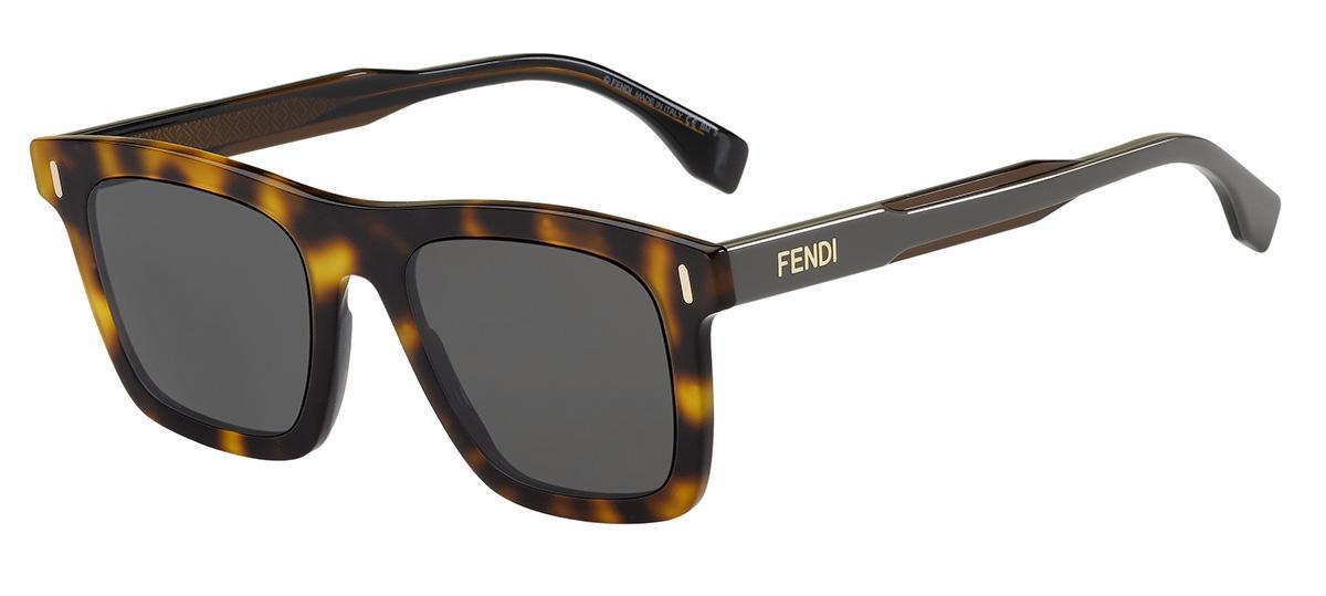 Купить Солнцезащитные очки Fendi FF M0086/S 9N4 IR