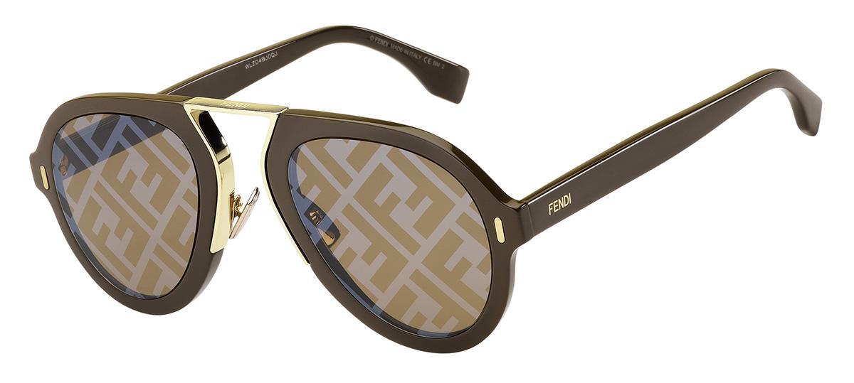 Купить Солнцезащитные очки Fendi FF M0104/S 09Q BF
