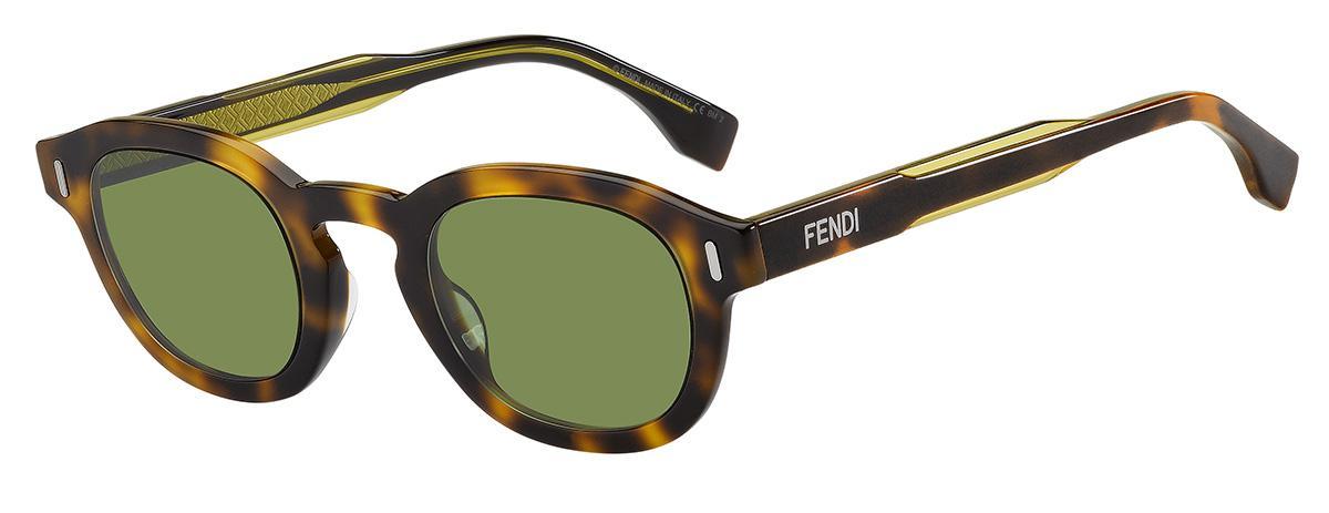 Купить Солнцезащитные очки Fendi FF M0100/G/S HJV QT