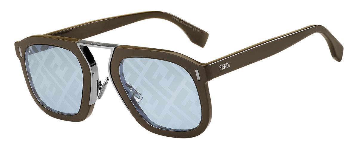 Купить Солнцезащитные очки Fendi FF M0105/S 09Q 7R