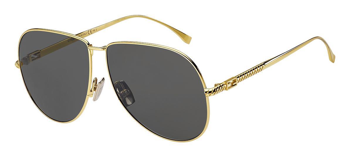 Купить Солнцезащитные очки Fendi FF 0437/S 001 IR