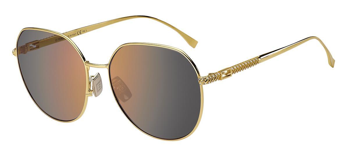 Купить Солнцезащитные очки Fendi FF 0451/F/S 001 JO