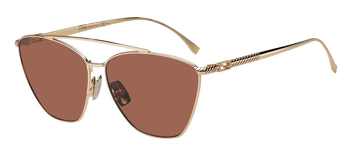 Купить Солнцезащитные очки Fendi FF 0438/S DDB 4S