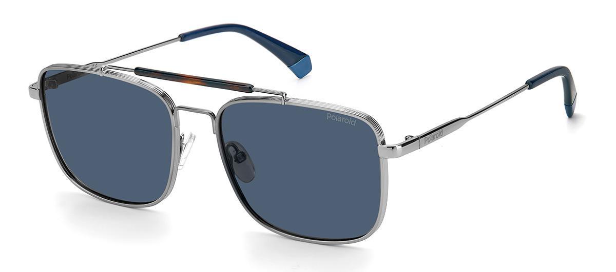 Солнцезащитные очки Polaroid PLD 2111/S 6LB C3  - купить со скидкой