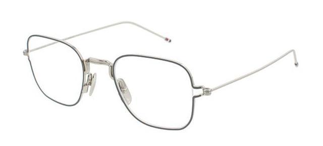 Купить Оправа Thom Browne TBX 116-A-01 Silver-Grey, Оправы для очков