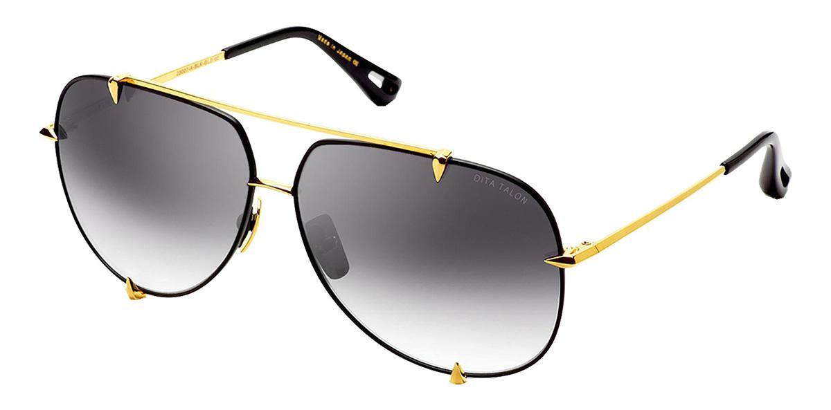 Купить Солнцезащитные очки Dita Talon 23007-A-BLK-GLD