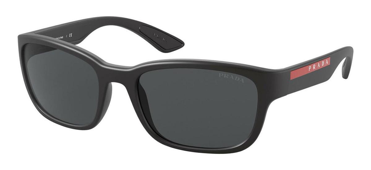 Солнцезащитные очки Prada Linea Rossa PS 05VS 1BO5SO 3N  - купить со скидкой