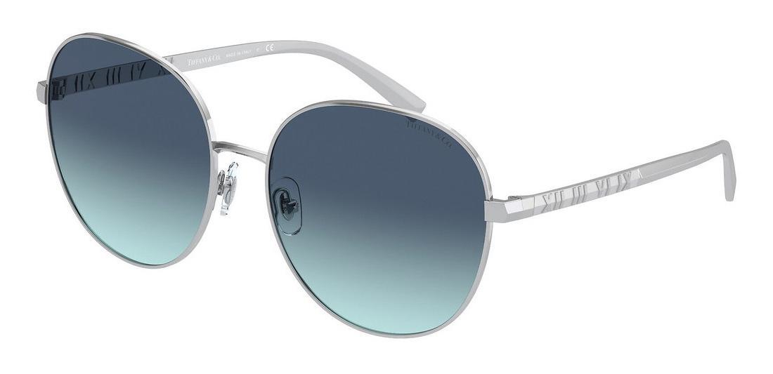 Солнцезащитные очки Tiffany TF 3079 6001/9S 2N  - купить со скидкой