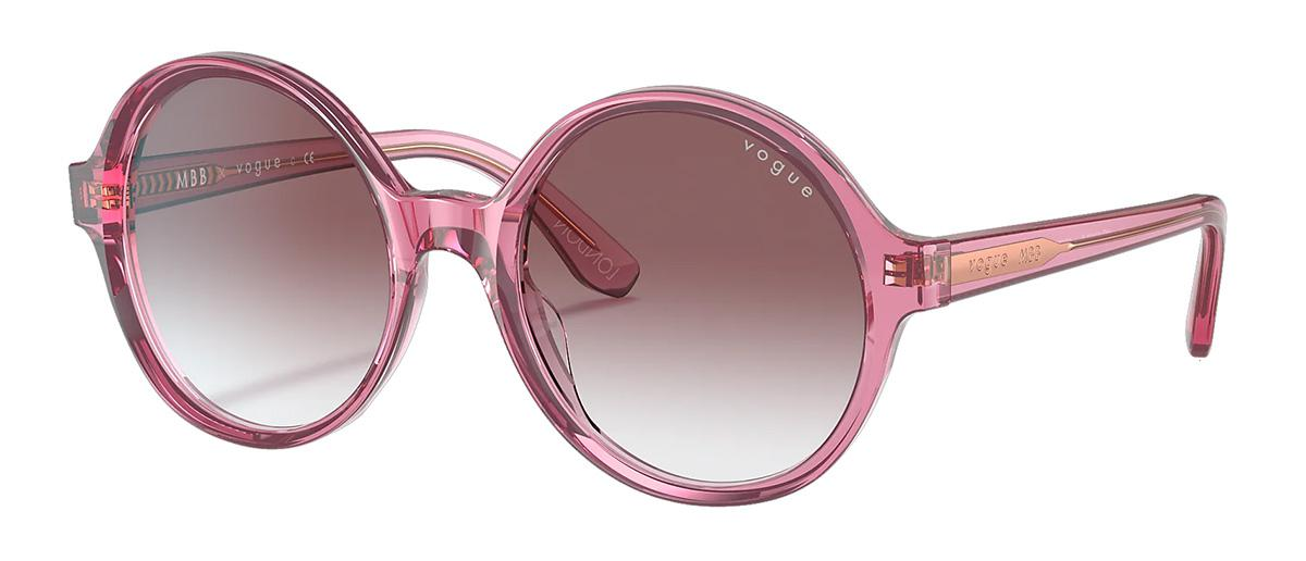 Солнцезащитные очки Vogue VO5393S 2836/8H 2N  - купить со скидкой