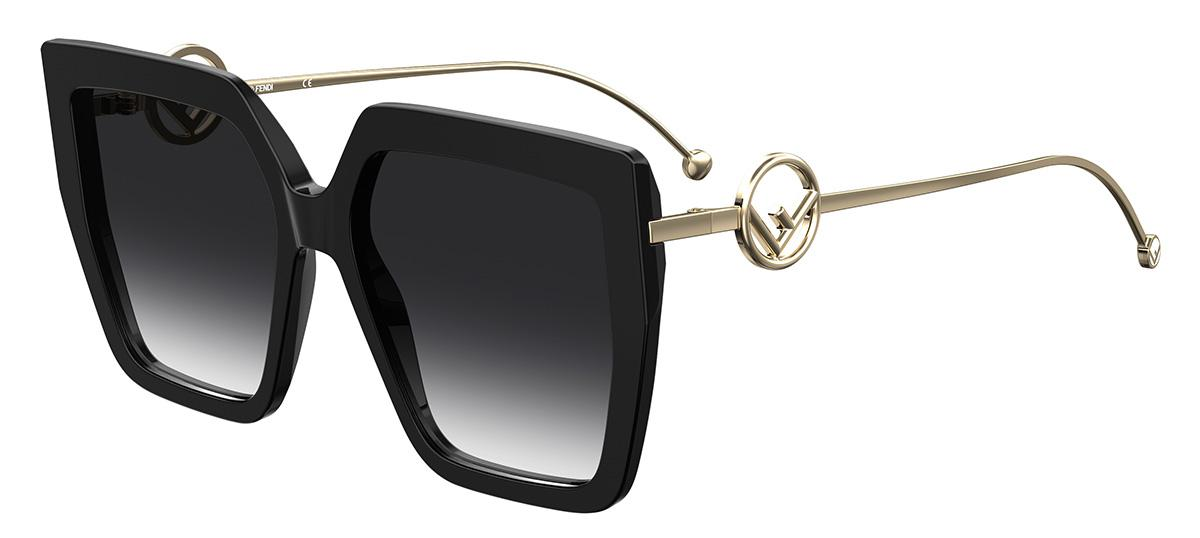 Купить Солнцезащитные очки Fendi FF 0410/S 807 9O