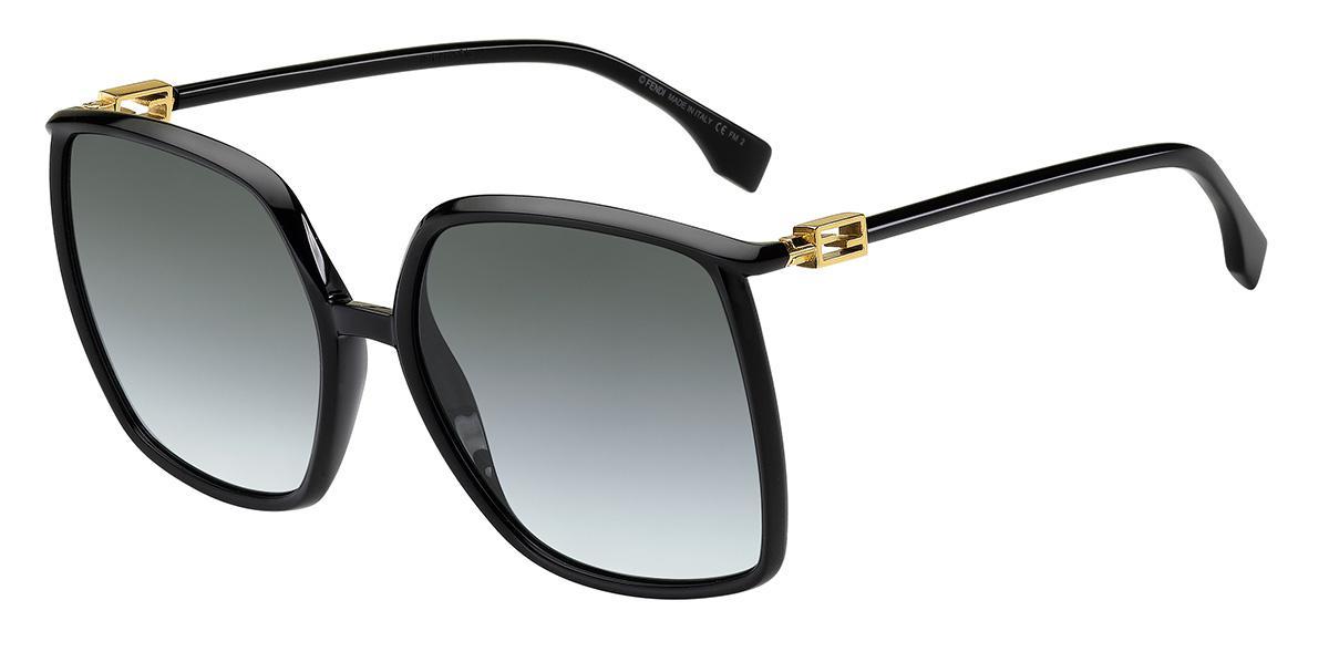 Купить Солнцезащитные очки Fendi FF 0431/G/S 807 GB