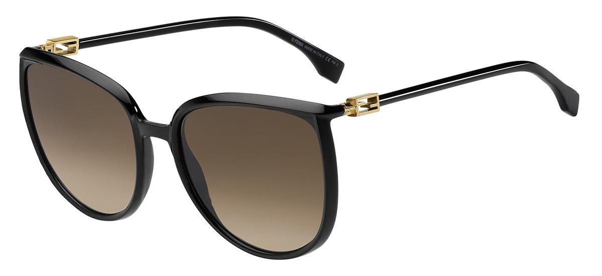 Купить Солнцезащитные очки Fendi FF 0432/G/S 807 HA