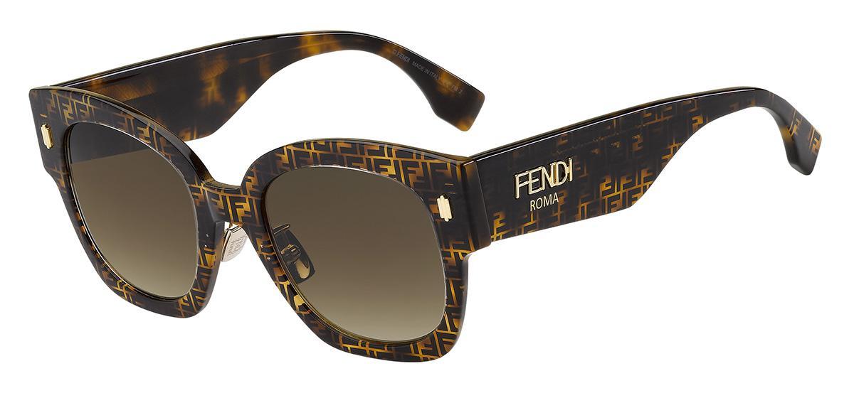 Купить Солнцезащитные очки Fendi FF 0458/G/S 2VM HA