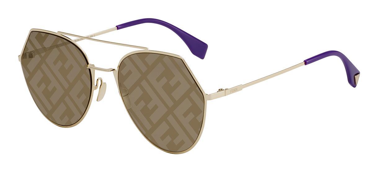 Купить Солнцезащитные очки Fendi FF 0194/S S9E 7Y