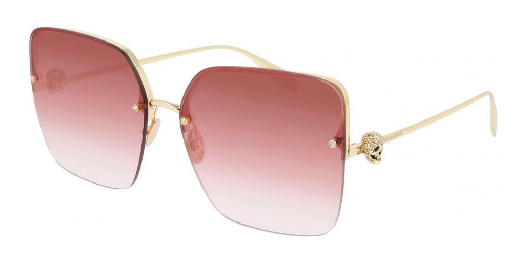 Купить Солнцезащитные очки Alexander McQueen AM 0271S 004