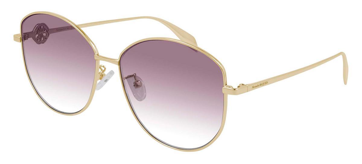 Купить Солнцезащитные очки Alexander McQueen AM 0288S 003