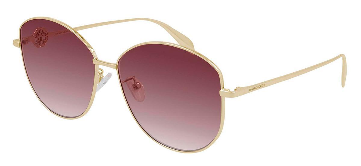Купить Солнцезащитные очки Alexander McQueen AM 0288S 004