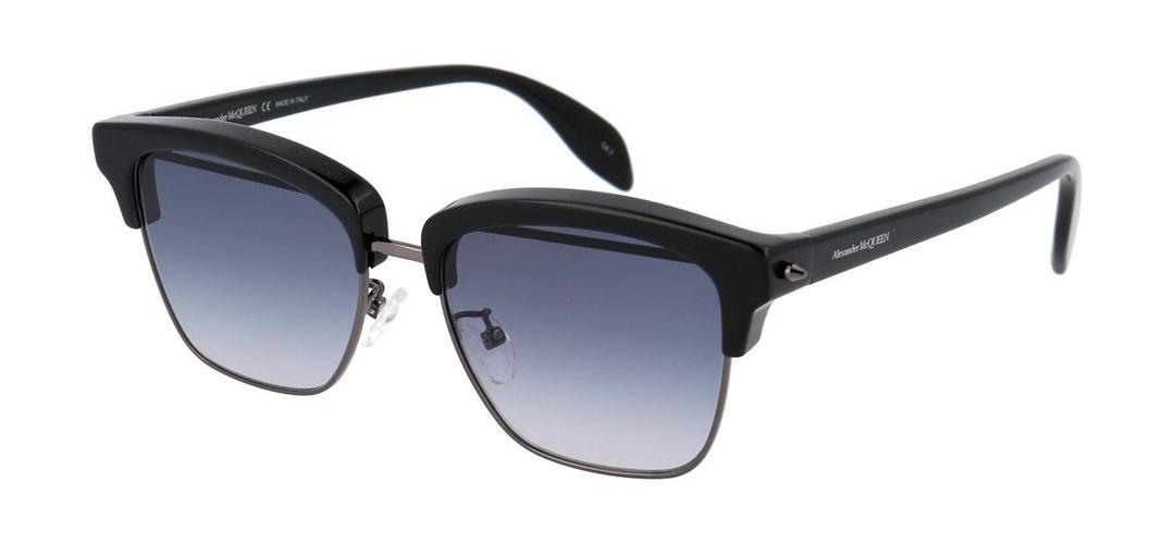Купить Солнцезащитные очки Alexander McQueen AM 0297S 001