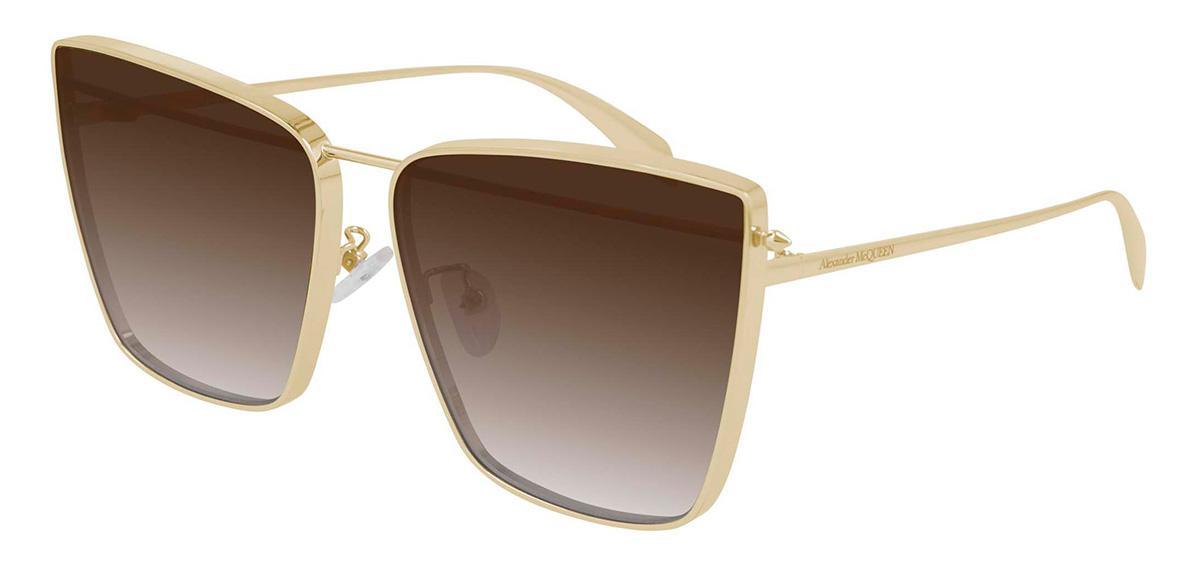 Купить Солнцезащитные очки Alexander McQueen AM 0298S 002