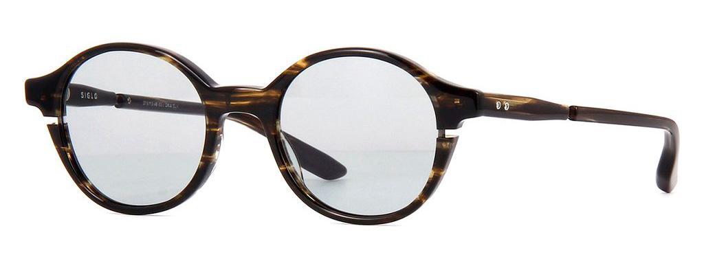 Купить Солнцезащитные очки Dita Siglo DTS 113-48-03 DKW-SLV