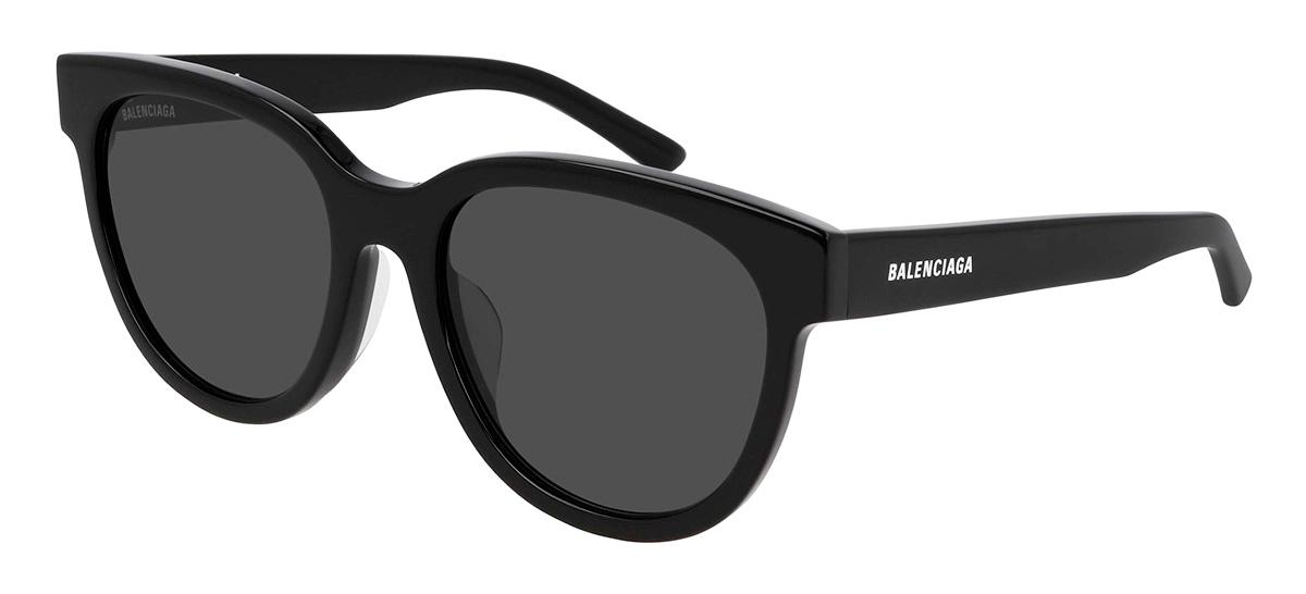 Купить Солнцезащитные очки Balenciaga BB 0077SK 001