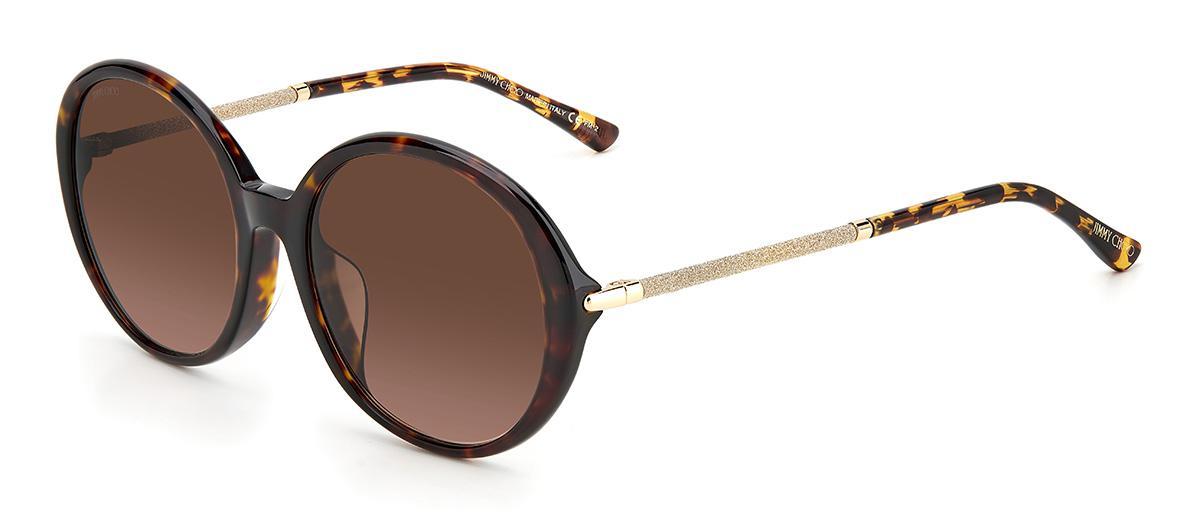 Купить Солнцезащитные очки Jimmy Choo DAGNA/F/S 086 HA
