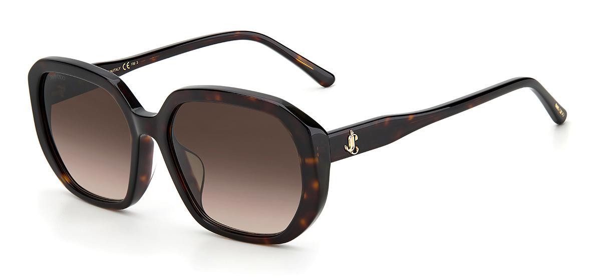 Купить Солнцезащитные очки Jimmy Choo KARLY/F/S 086 HA