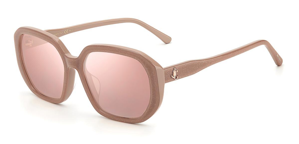 Купить Солнцезащитные очки Jimmy Choo KARLY/F/S FWM 2S