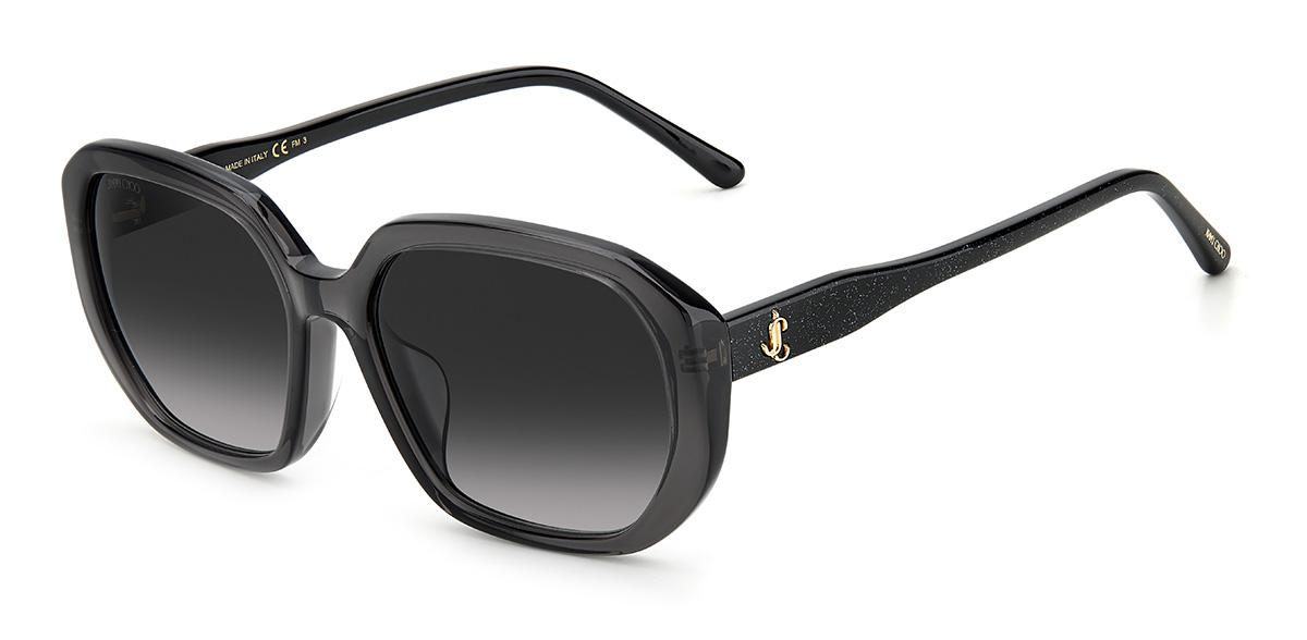 Солнцезащитные очки Jimmy Choo KARLY/F/S KB7 9O  - купить со скидкой