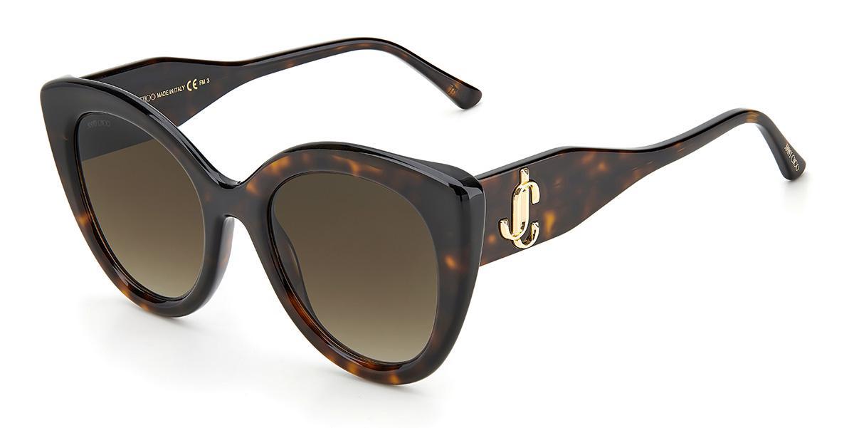 Солнцезащитные очки Jimmy Choo LEONE/S 086 HA  - купить со скидкой