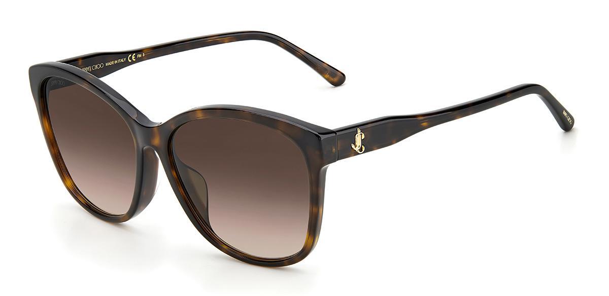 Солнцезащитные очки Jimmy Choo LIDIE/F/SK 086 HA  - купить со скидкой