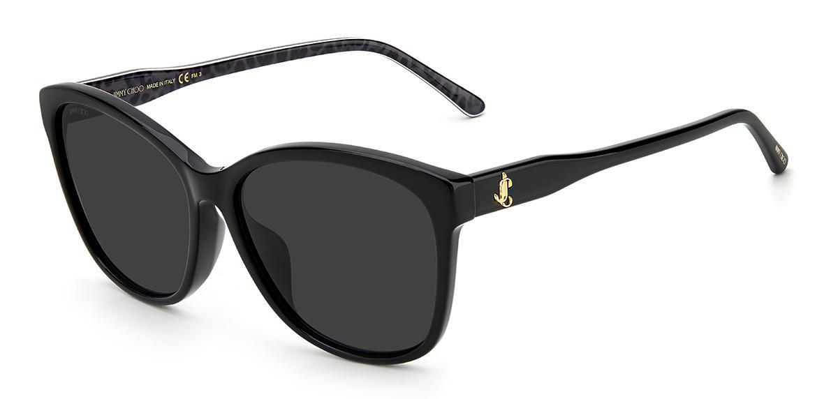 Купить Солнцезащитные очки Jimmy Choo LIDIE/F/SK 1EI IR