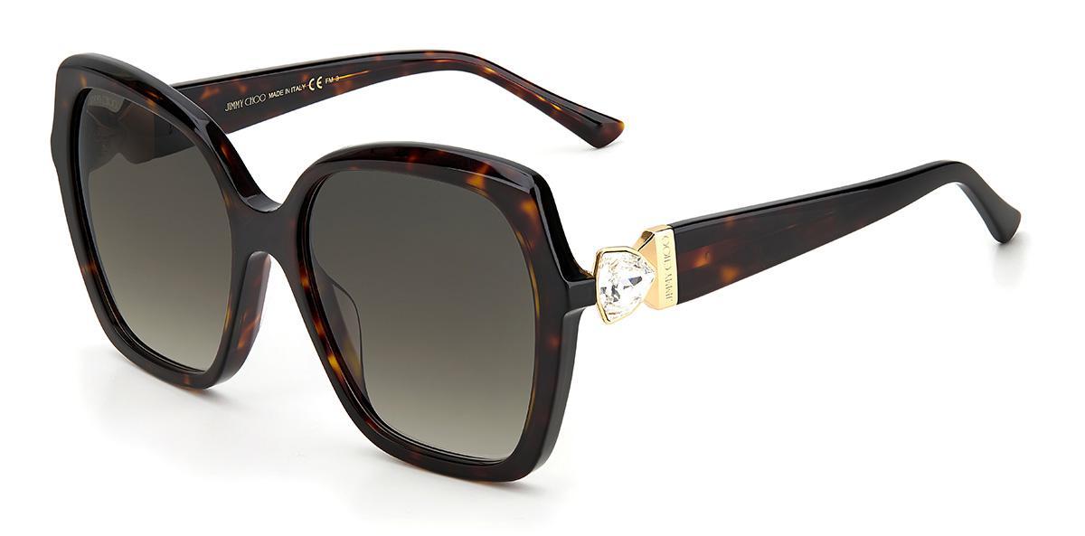 Купить Солнцезащитные очки Jimmy Choo MANON/G/S 086 HA