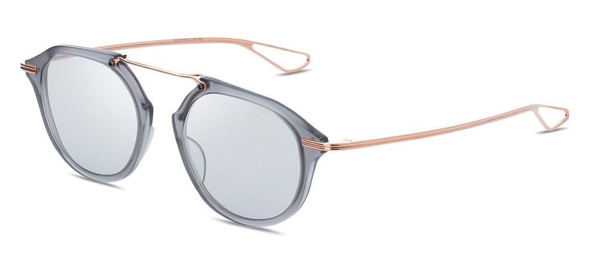 Купить Солнцезащитные очки Dita Kohn DTS 119-49-05AF Satin Crystal Grey-Rose Gold w/Medium Grey-AR