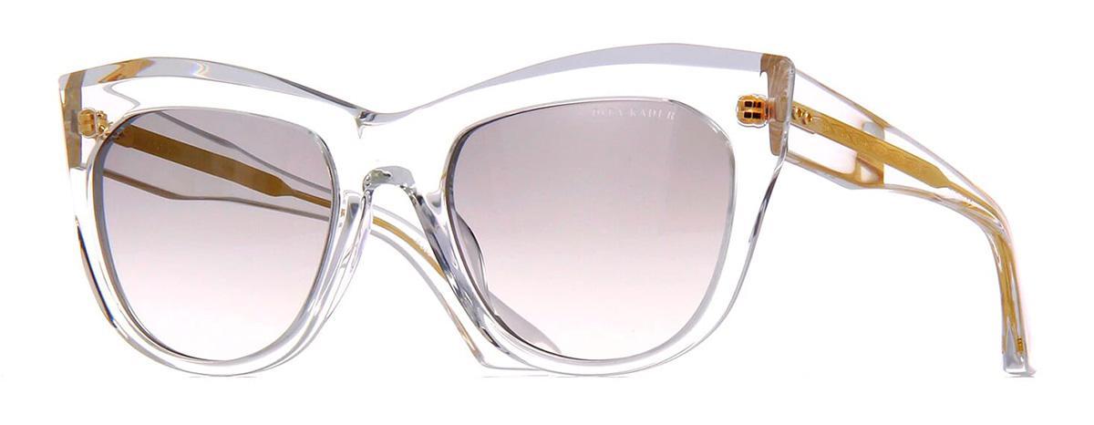 Купить Солнцезащитные очки Dita Kader DTS 705-A-03 Crystal w/Light Grey to Light Brown