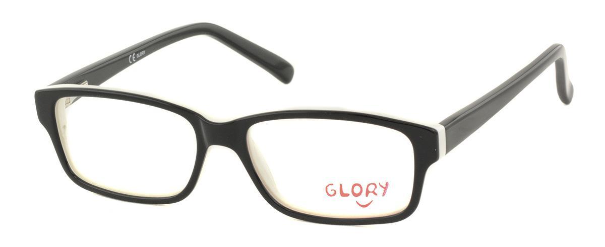 Купить Оправа Glory 333 Black, Оправы для очков