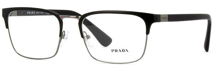 Купить Оправа Prada PR 54TV 1BO1O1, Оправы для очков