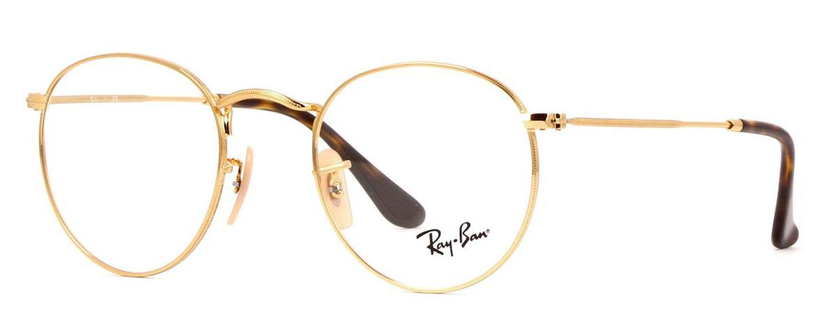 Купить Оправа Ray-Ban RX3447V 2500, Оправы для очков
