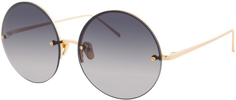 Купить Солнцезащитные очки Linda Farrow Luxe LFL 565 C4